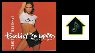 Jennifer Lopez - Feelin' So Good (Thunderpuss Radio Mix)