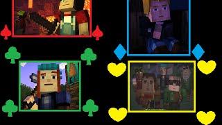 Minecraft Story Mode : Alice of Human Sacrifice