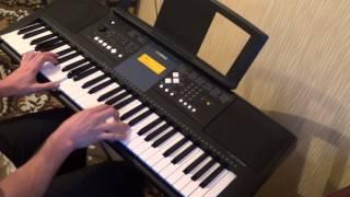 Serebro - Перепутала piano cover
