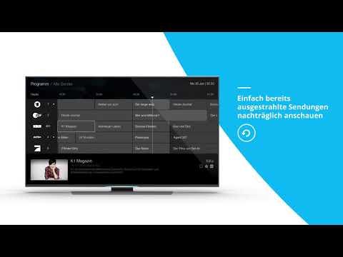 DGTV Replay TV - Fernsehen, wann Sie wollen