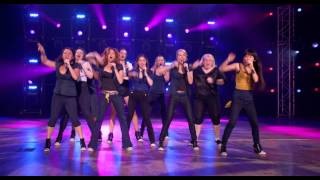 Pitch Perfect Final Battle - Barden Bellas HD
