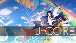 「J-Core」 [Camellia feat. Nanahira] Rainbow (P*Light Remix)