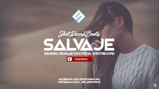 """Salvaje"" - Reggaeton Instrumental #31   Uso Libre   Prod. by ShotRecord"