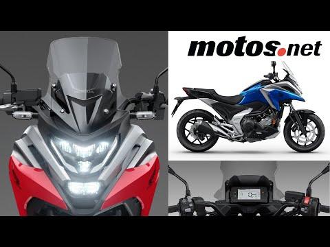 Honda NC750X | Novedad 2021 / Review en español HD | motos.net