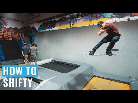 How To Shifty On A Snowboard