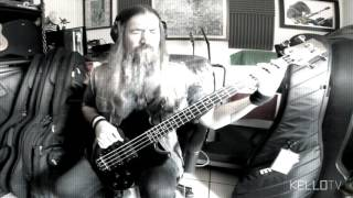 """Red Hot Chili Peppers - """"Suck My Kiss"""" (Bass Cover)"""