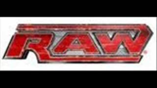 WWE RAW Theme Song - Burn It To The Ground By Nickelback