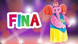 Ilana e a Banda Dos Bichos - Fina