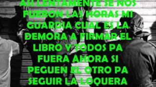 la requiza - el tito y el char (letra)  RAP COLOMBIANO