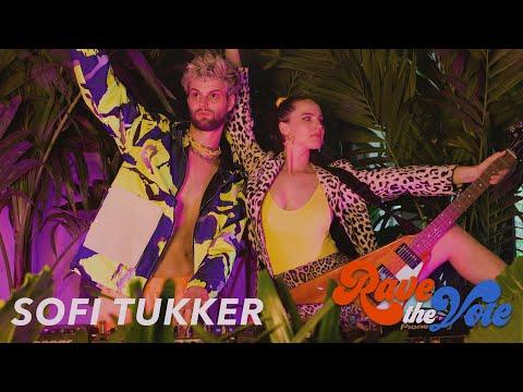 SOFI TUKKER DJ Set on Rave The Vote Ep. 2