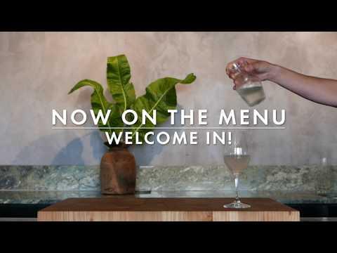 Spritmuseum restaurant: Kombucha with Rosemary & Lemongrass
