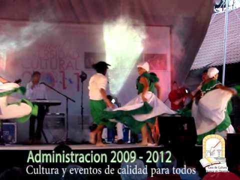 Huasca de Ocampo Grupo de danza de Ecuador parte 02