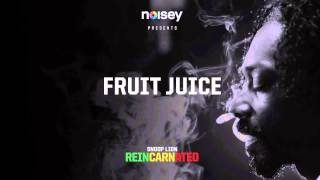 Snoop Lion - Fruit Juice (Reincarnated Album) HD