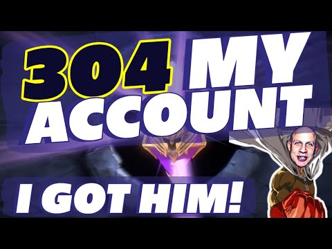 304 Void MY ACCOUNT! | I GOT HIM! Raid Shadow Legends void legendary pulls