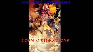 COSMIC VIBRATIONS  EP PSICODELIC COSMIC KRISHNA TRACK Never Ending Space Ritual