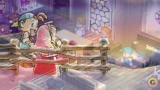 AMV - Deus e Eu No Sertão - Harvest Moon