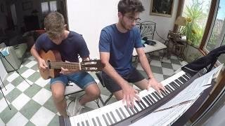 Comptine d'un autre été - Piano/Guitarra - 1r Parte