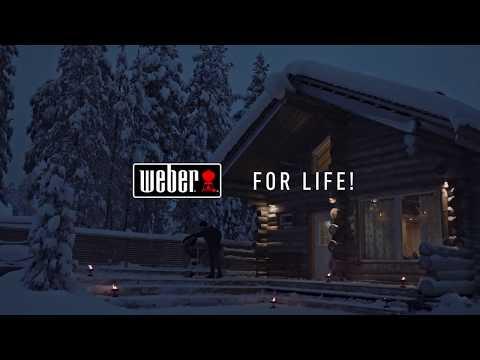 Weber iGrill - holder deg varm i kulden