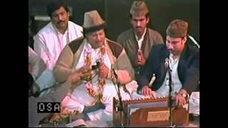 Kamli Wale Muhammad Toon Sadqe Main (Naat) - Ustad Nusrat Fateh Ali Khan - OSA Official HD Video width=