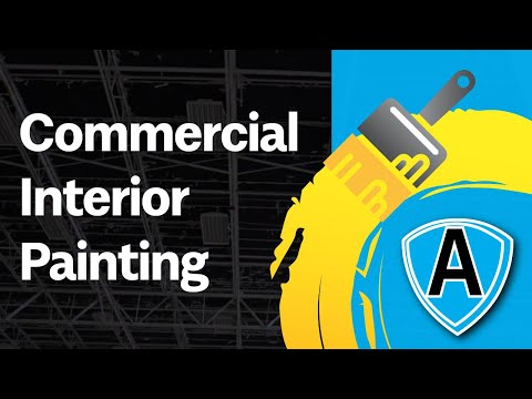 Allied Painting Contractors   Blain's Farm & Fleet Project Elgin, IL