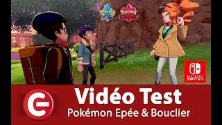 Vidéo-Test : [Vidéo Test] Pokémon Épée & Bouclier - Nintendo Switch