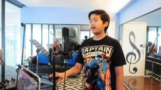"""West Side Story  - """"Somewhere"""" (Live Cover) by Kevin"""