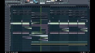 Dimitri Vegas & Like Mike - Ready For Action FL Studio 12 Remake +FLP