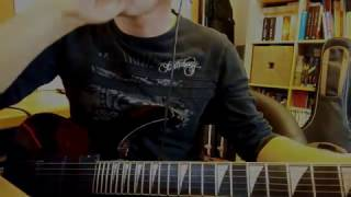 DGM - The Passage (interlude lead guitar cover)
