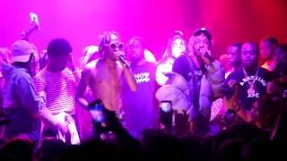 Diego Money feat. Lil Tracy - Still (Live in Santa Ana, 4/18/17)