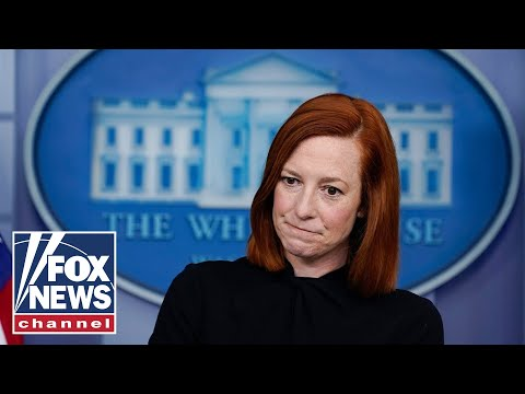 Jen Psaki holds White House press briefing | 4/19/2021