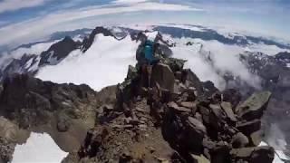Climbing Mount Olympus (Washington)
