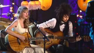 Taylor Swift - Eyes Open - Live - VH1 Storytellers