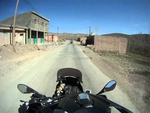 Morocco 7.4.2011 – First Atlas Crossing #7 – Empty Vilage