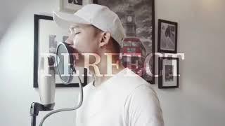 Perfect(ed sheeran) cover by Hael Husaini
