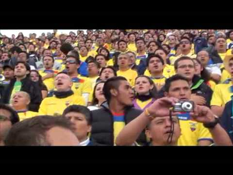 Ecuador Chile revision