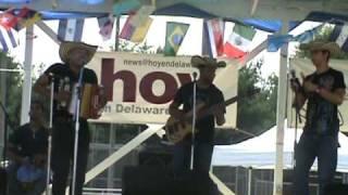 Impacto Vallenato at Festival Hispano in Delaware - August 23, 2009