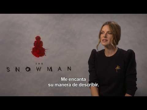 EL MUN?ECO DE NIEVE - Rebecca Ferguson