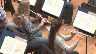 Tchaikovsky Piano Concerto No. 2 & Stravinsky's Song of the Nightingale - Dress Rehearsal