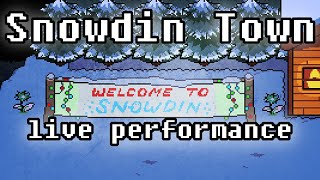 Snowdin Town - UNDERTALE ► Live Mandolin Performance by MandoPony