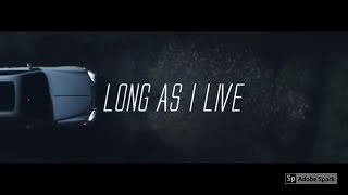 review of Toni Braxton Long as I Live video