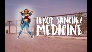Medicine (Leroy Sanchez Cover) Freestyle   Chachi Gonzales
