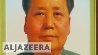 China remembers Mao, 40 years after death