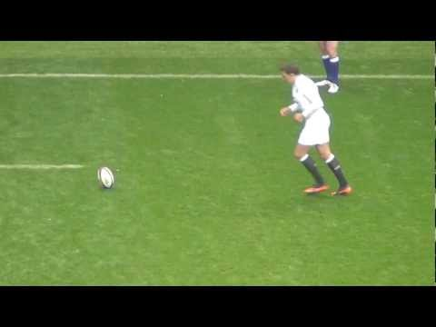 England v South Africa rugby KICK OFF – Twickenham Nov 2012