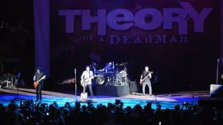Theory of a Deadman - Angel - Sandia Casino Albs - 6.2.2017