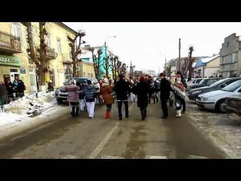 """Різдвяні зустрічі-2013"" – парад"