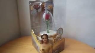 Juguete Joyero Rosa Encantada de La Bella y la Bestia Disney Live Action Enchanted Rose