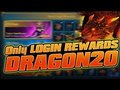 Free Champions Only Dragon 20 I Raid Shadow Legends