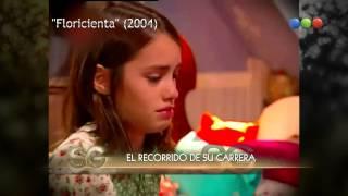 Lali Esposito, el recorrido de su carrera – Susana Giménez 2014