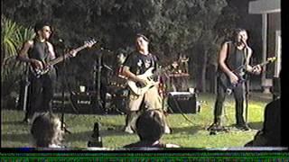 Blacken Live Funes KISS covers 2000
