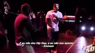 50 Cent Ft Eminem Till I Collapse Remix 'Live SXSW' Legendado